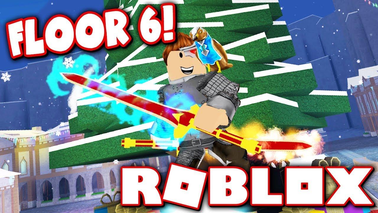Floor 6 released in swordburst 2 roblox youtube for Floor 2 boss swordburst 2