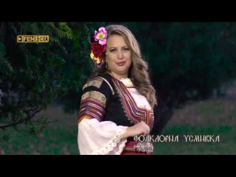 """Дафина Димитрова за фолклора и дебютния си албум """"Мерак ми е"""" // Фолклорна усмивка"""