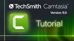 How to change a Camtasia project file into MP4, or AVI file in 1 minute. [SHORTEST TUTORIAL]