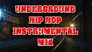 Underground Hip Hop Instrumental Beats 1 Hour Mix