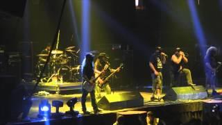 Brujeria - La Ley de Plomo @The Metal Fest 2013 - Santiago, Chile. Movistar Arena