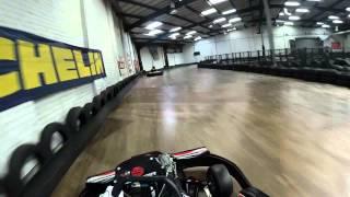 SgtKenzo Go Karts #8 - Teamsport Birmingham Round 1