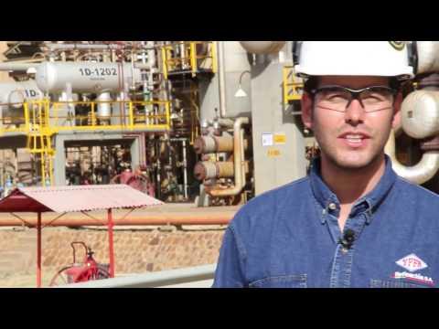 YPFB Refinación - Video Inducción Visitantes