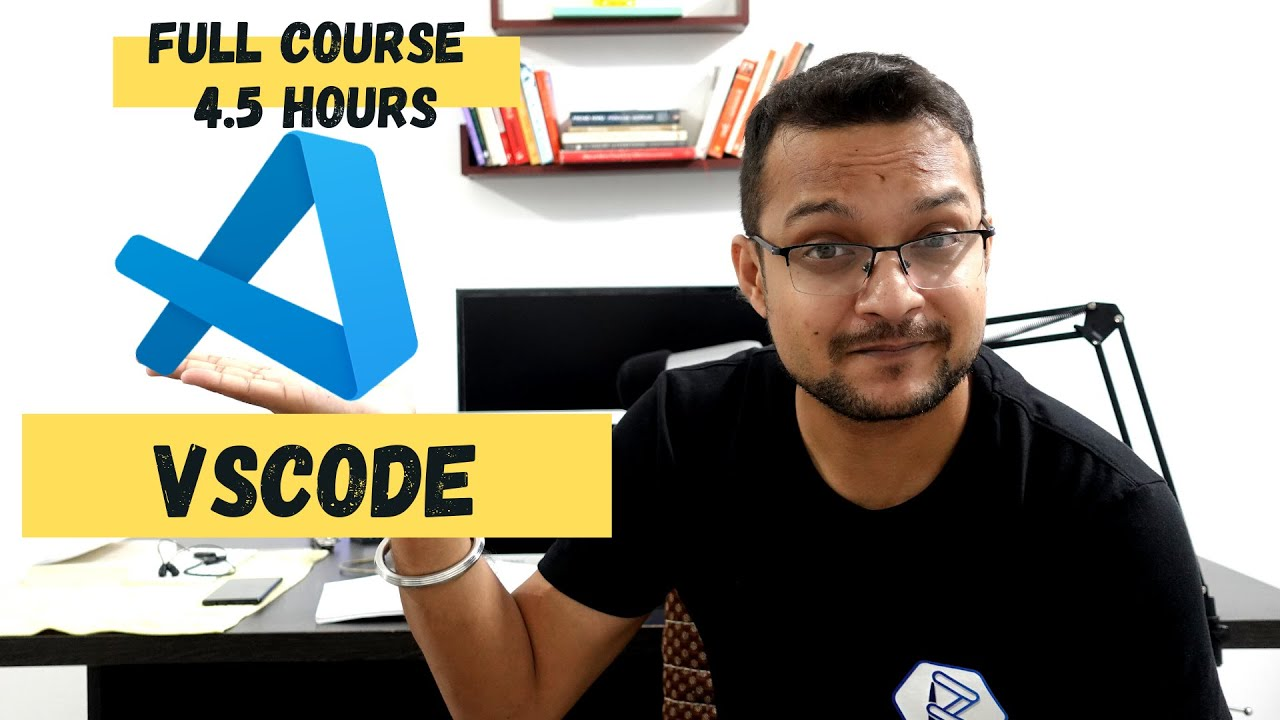 Visual Studio Code (VSCode) Course for JavaScript, Python & PHP