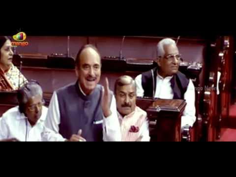 "Congress leader Ghulam Nabi Azad Slammed BJP Leaders For ""Creating Fear"" Among Minorities |MangoNews"