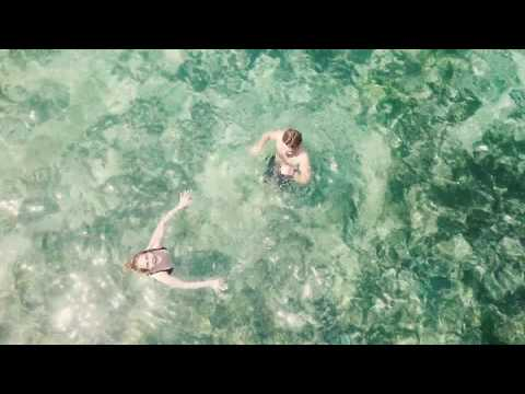 Кристина & Ваня на секретном пляже