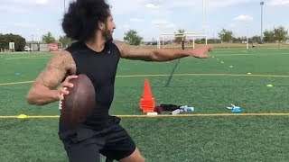 Colin Kaepernick Is Getting READY for NFL Comeback!
