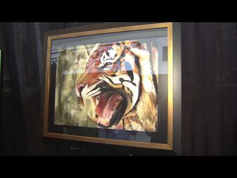 Jeremy Evans Art Exhibit