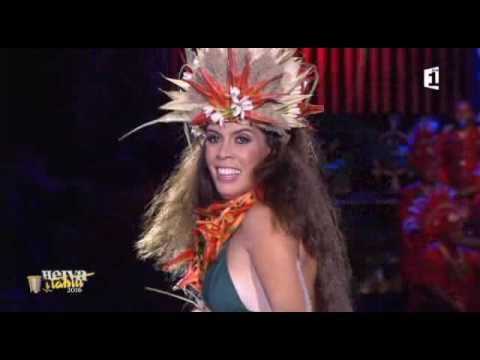 Meilleure danseuse - PUPU ORI TAMARII VAIRAO - Tuiana Brodien - Heiva i Tahiti 2016