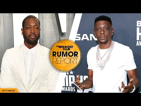 Boosie Goes On Rant About Dwyane Wade Supporting His Transgender Daughter