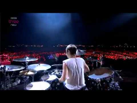 Muse Uprising live @ Reading 2011