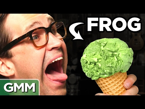 Download Youtube: Will It Ice Cream? Taste Test