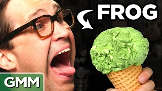 failzoom.com - Will It Ice Cream? Taste Test
