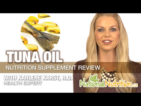 Professional Supplement Review - Tuna Oil