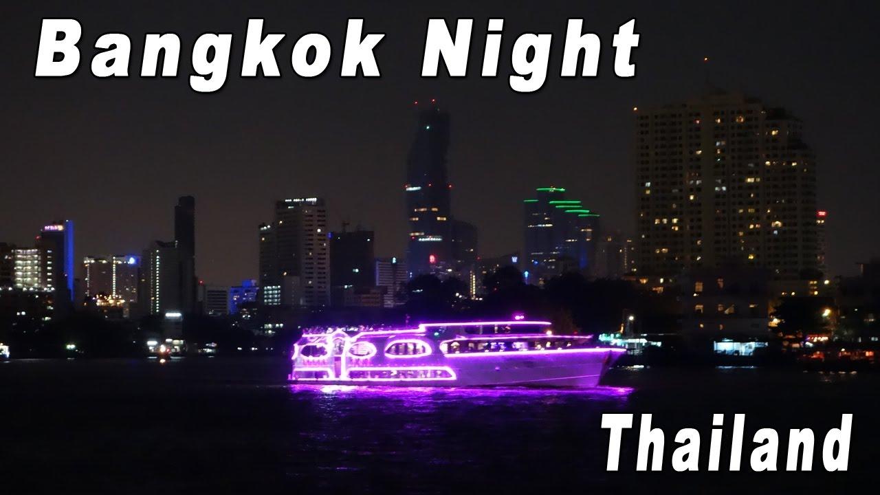 Bangkok Night (Time Lapse Movie) - YouTube