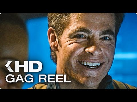 STAR TREK BEYOND Bloopers & Gag Reel (2016)