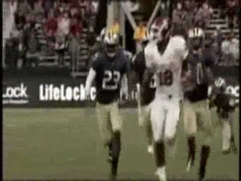Jermaine Gresham 2008 Season Highlights