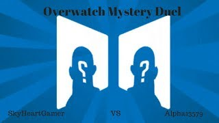Overwatch 1v1 Mystery Duel With SkyHeartGamer