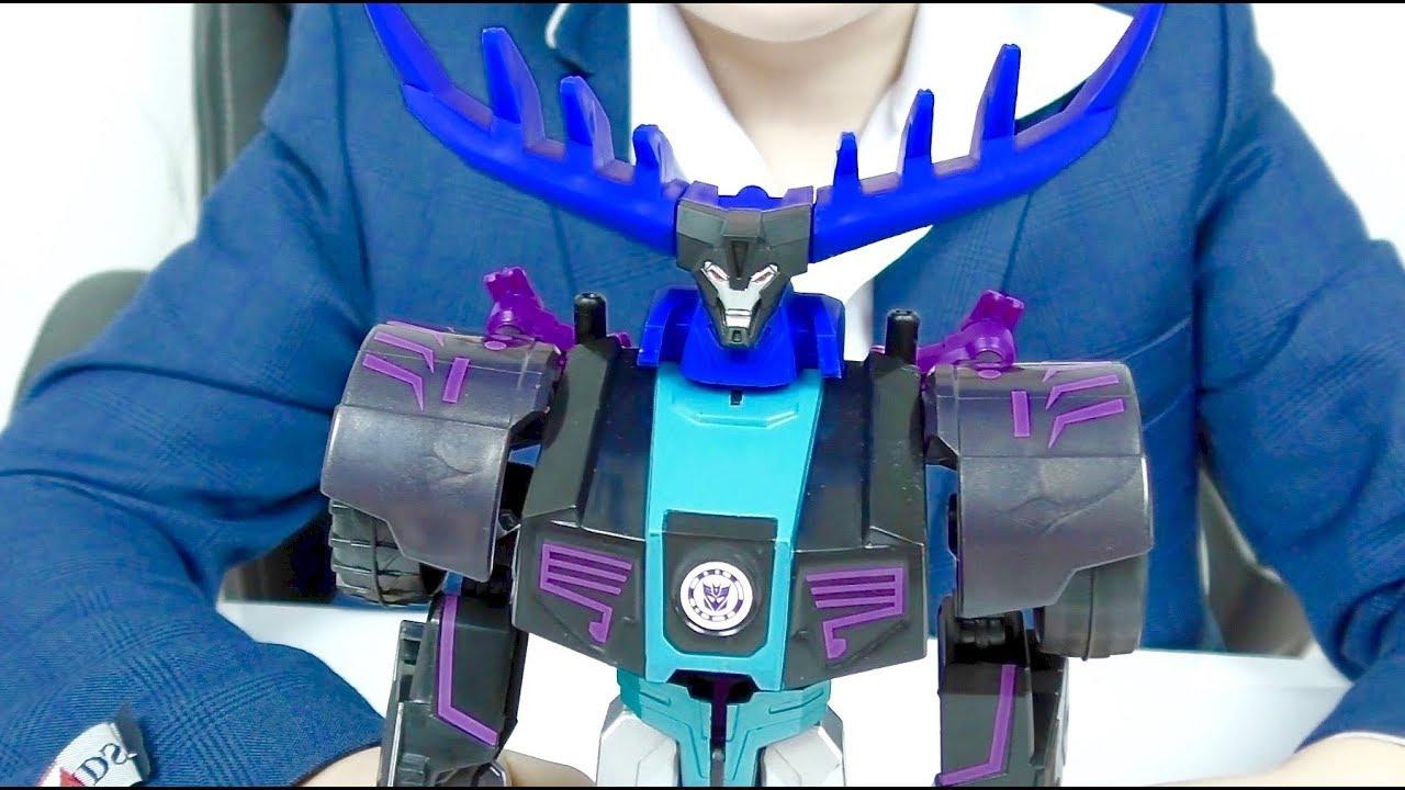 ТРАНСФОРМЕРЫ Автоботы Машинки Игрушки из мультика ДЕСЕПТИКОН Видео для детей Transformers