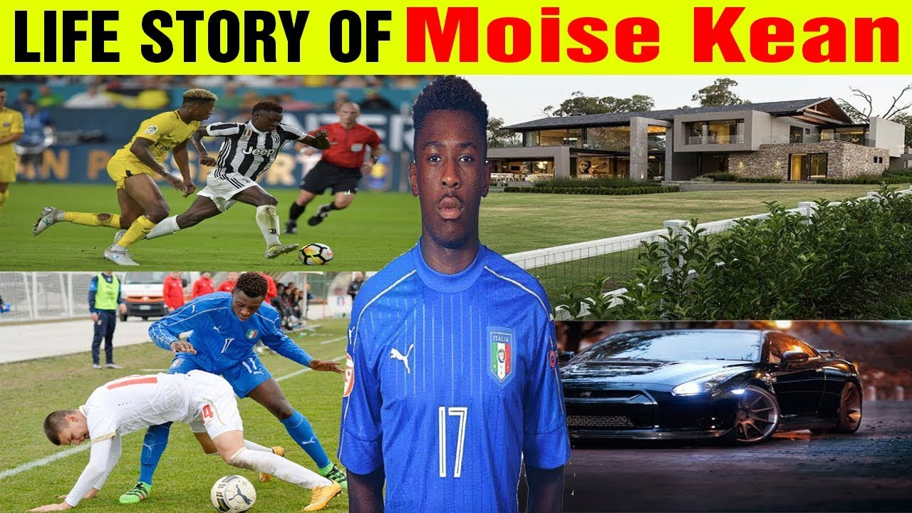 Moise Kean Life Story The History Of Moise Kean Lifestyle Of Moise Kean Youtube