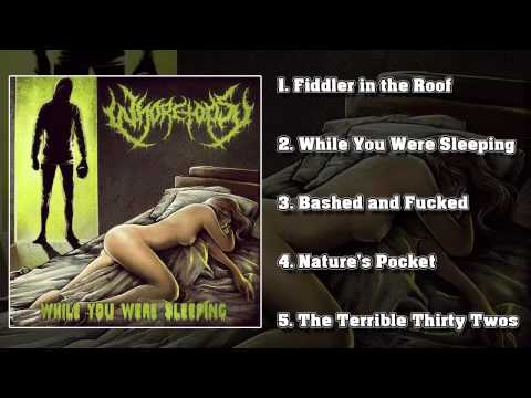 Whoretopsy - While You Were Sleeping (FULL EP 2014/HD)