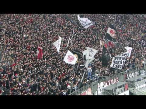 Eintracht Frankfurt - FC Augsburg 22.04.2017