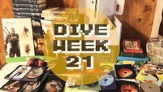 GameStop Dumpster Dive - GAMES GALORE! - Week 21