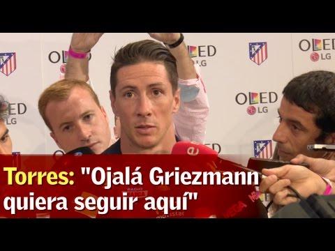 Torres habló sobre la posible salida de Griezmann | Diario AS