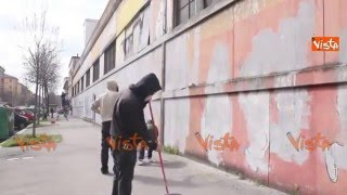 Street Artist Blu Is Erasing All The Murals He Painted in Bologna