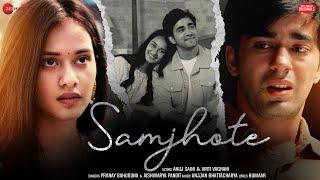Samjhote - Anuj S & Virti V   Pranay B,Aishwarya P Anjjan Bhattacharya  Kumaar   Zee Music Originals