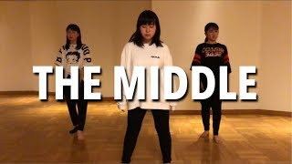 """ The Middle "" Zedd, Maren Morris & Grey / Choreography by Takuya"
