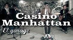 """Casino Manhattan- """"Ojos de Zorra"""" En El Garage Presenta"""