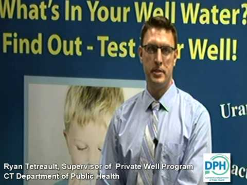 DPH Private Well Water #1