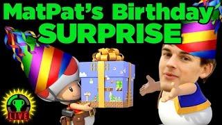 MatPat's Mario Party Birthday Showdown! - FT Super Beard Bros