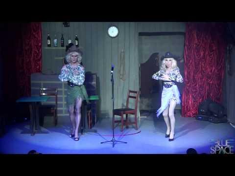 Blue Space Oficial - Natasha Rasha e Stefany Di Bourbon - 12/04/2014