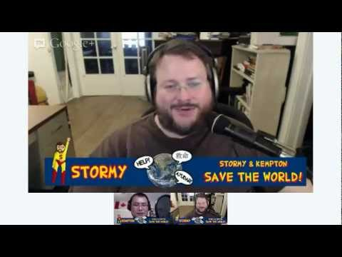 Stormy & Kempton Save the World! Ep. 2: Winter Storms