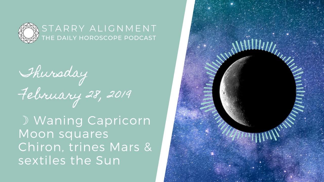 capricorn february 28 astrology