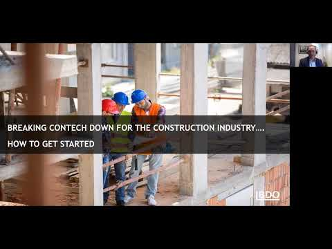 Enabling innovation through construction technology| BDO Canada