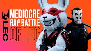 Mediocre Rap Battle of LEC|Misfits vs. G2