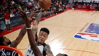 Top 10 Dunks From The NBA Las Vegas Summer League