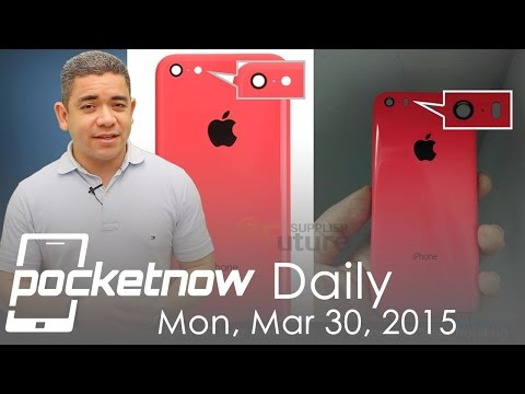 iPhone mini leaks, Google Drive update, HTC One E9+ & more - Pocketnow Daily - 동영상