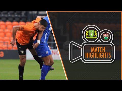 Yeovil Barnet Goals And Highlights