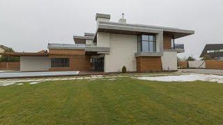 Продажа дома в с. Вишеньки, Киевская обл.(Непривзойденный новый дом в коттеджном городке
