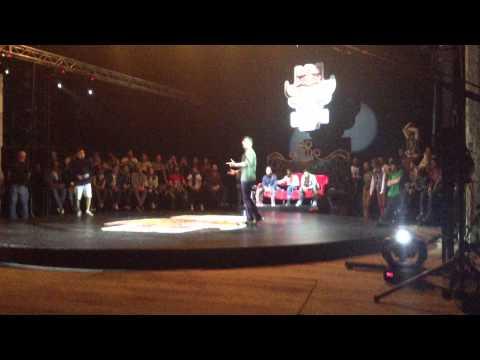 bboy Predator vs bboy Qey Qey : Red Bull BC One Caucasus Cypher 2014 quarter finals