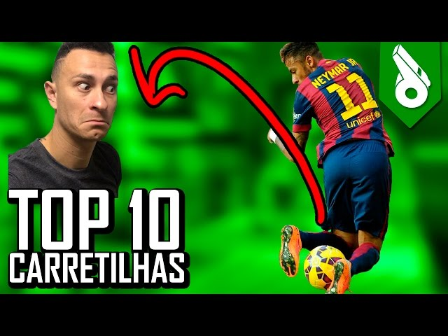 TOP 10 CARRETILHAS - FRED +10