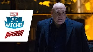 Vincent D'Onofrio of Marvel's Daredevil - The Watcher 2015