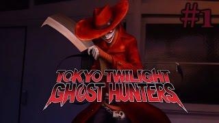 Tokyo Twilight Ghost Hunters - Walkthrough - Episode 1: