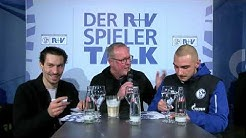 R+V Spielertalk: FC Schalke 04 – Bor. Mönchengladbach, 17. Januar 2020