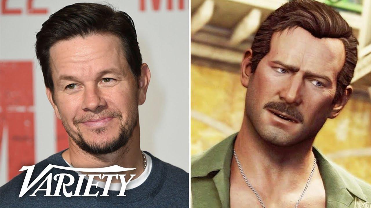 Mark Wahlberg Joins 'Uncharted' Movie Alongside Tom Holland - YouTube