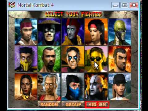 Goro And Noob Saibot Mortal Kombat 4